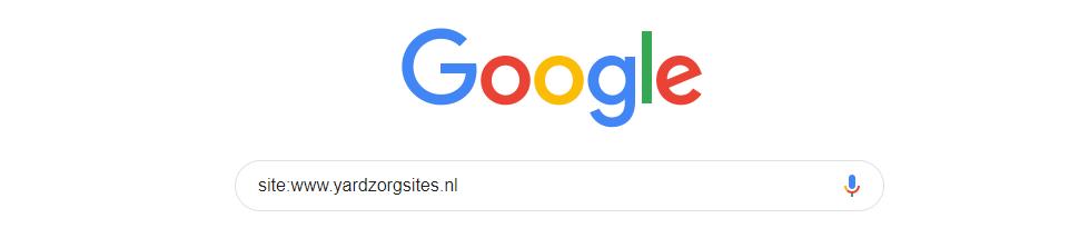 controle voor een betere positie praktijkwebsite google