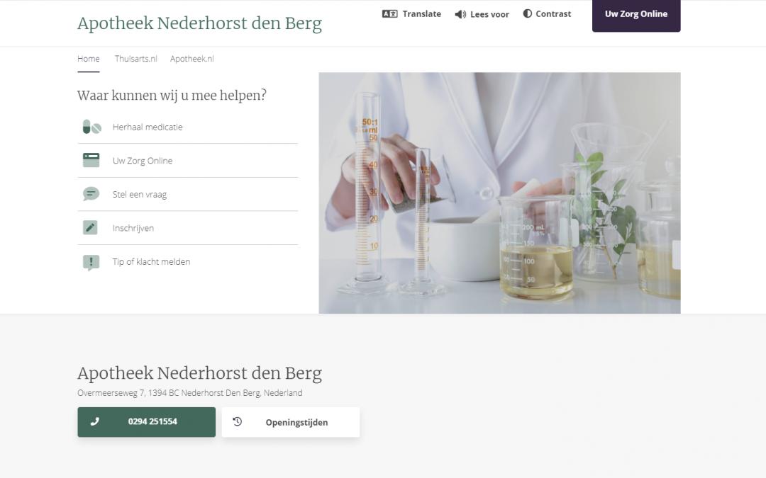 Apotheek Nederhorst Den Berg