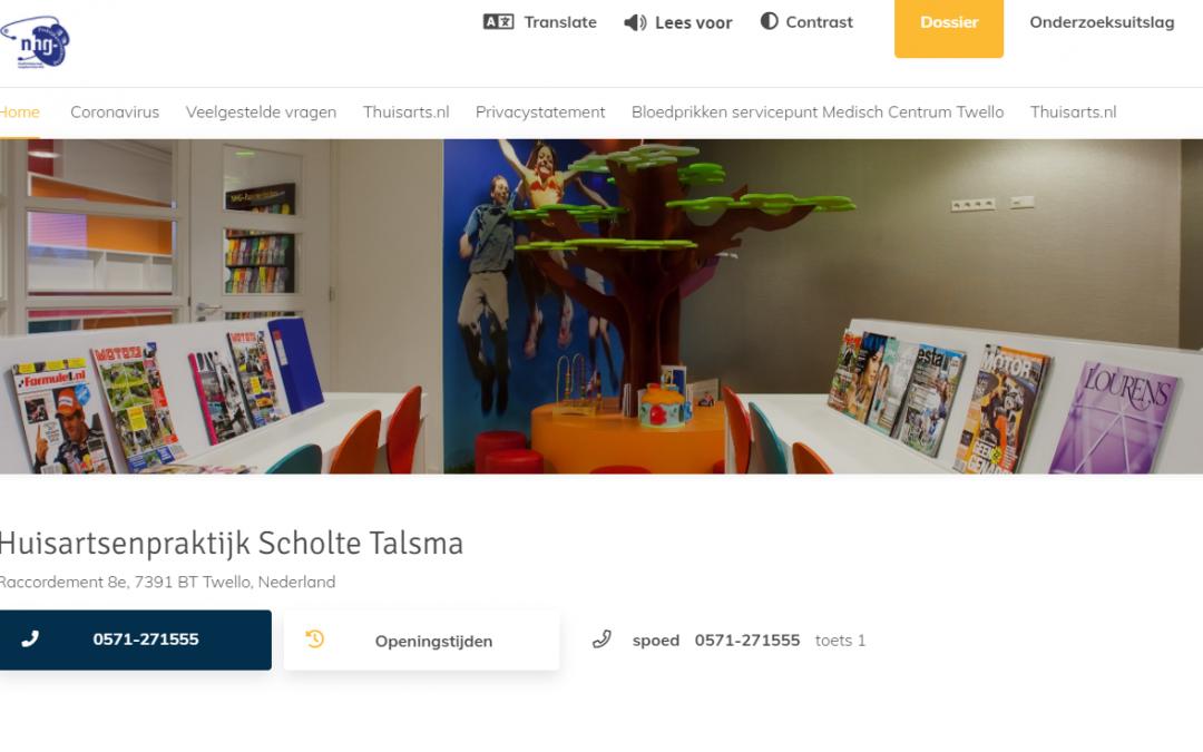 Huisartsenpraktijk Scholte Talsma